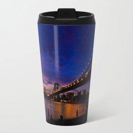 The Night just coming - NYC Travel Mug