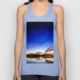 Colorful heaven Unisex Tank Top