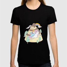 Bubu the Guinea pig, Unicorn T-shirt