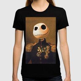 Jack Skellington General Portrait Painting | Fan Art T-shirt