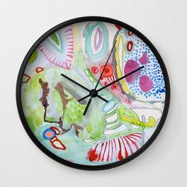 mitochondries Wall Clock