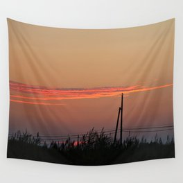 With my Wings comes Freedom Wall Tapestry