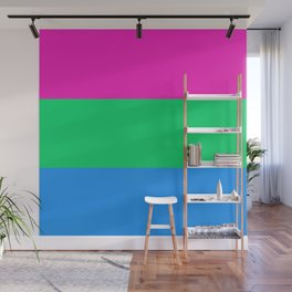 Polysexual Flag Wall Mural