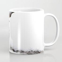 Duck in winter Coffee Mug