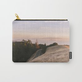 Mt. Tamalpais Sunset Carry-All Pouch