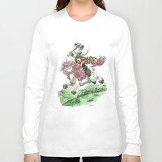 Barbarian Unicorn Long Sleeve T-shirt