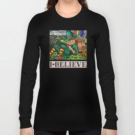 I.Believe|Leprechauns Long Sleeve T-shirt
