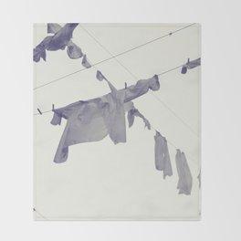 washing... Throw Blanket