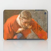 number iPad Cases featuring Number 13 by Sébastien BOUVIER