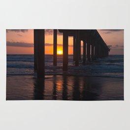 Sunset Captured Rug