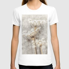 French Country Queen Anne's Lace T-shirt