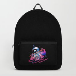 Running Away From Home Backpack