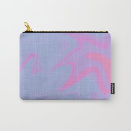 Swirl Print Carry-All Pouch