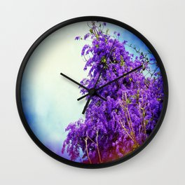 Stay Alive Wall Clock