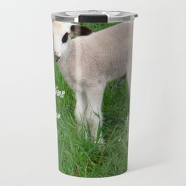 Congratulations On Your New Arrival Travel Mug