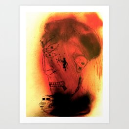 Interdimensional... Art Print