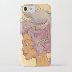 The Octopus Mermaid 4 Slim Case iPhone 7