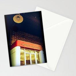 The Grey Dog Stationery Cards