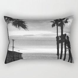 Classic Redondo Beach Rectangular Pillow