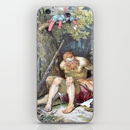 The Valiant Dressmaker - Digital Remastered Edition iPhone Skin