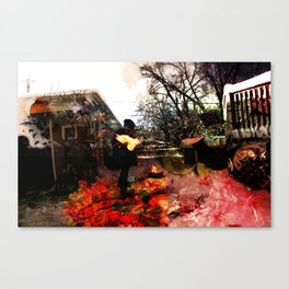 Inflamed Canvas Print