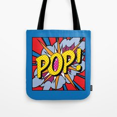 POP Art #4 Tote Bag