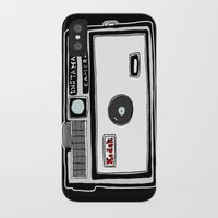 cameras iPhone & iPod Cases featuring Cameras by Josh Ross