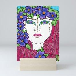Antheia Mini Art Print