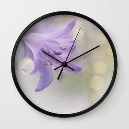 Isn't she lovely.... isn't she wonderful... Wall Clock