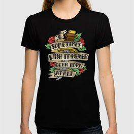 QUEEN TATTOO T-shirt