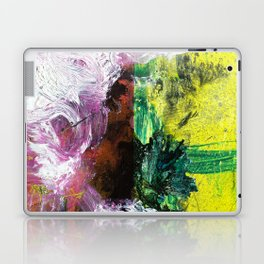 Sweet or Sour // abstract painting Laptop & iPad Skin