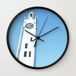 Old Port's Clock Wall Clock
