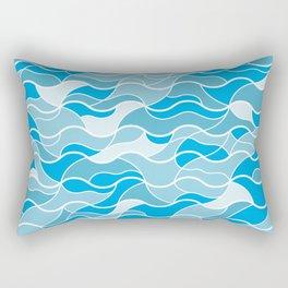 Oceanography Rectangular Pillow