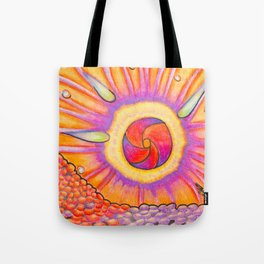Artificial Reaction - Mazuir Ross Tote Bag