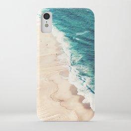 Beach Nazare iPhone Case