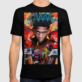 Jean-Michel Basquiat ART T-shirt