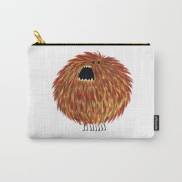 Poofy Chewbacca Carry-All Pouch