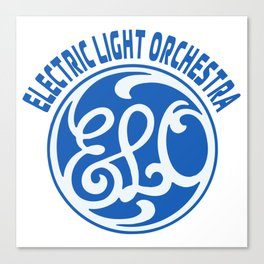ELO - ELECTRIC LIGHT ORCHESTRA Canvas Print