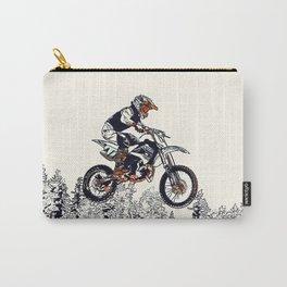 """High Flyer"" Motocross Racer Carry-All Pouch"