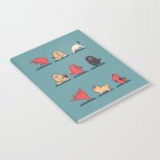 Cat Yoga Notebook