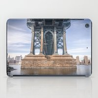 dumbo iPad Cases featuring DUMBO by MikeMartelli