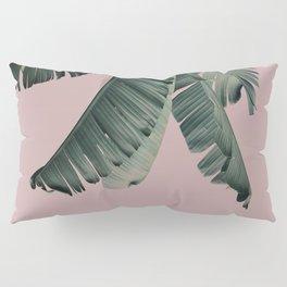 Banana Leaf Blush Pillow Sham