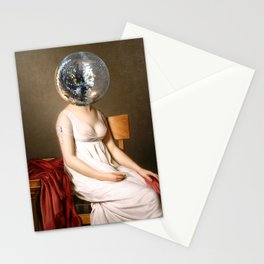 Discohead Stationery Cards