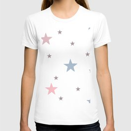 Star Pattern T-shirt