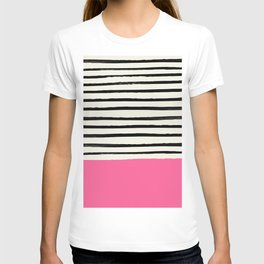 Watermelon & Stripes T-shirt