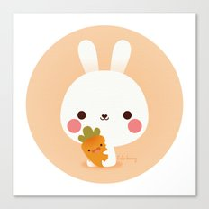 Friday Carrot Canvas Print