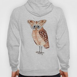 Owl and Butterfly Hoody