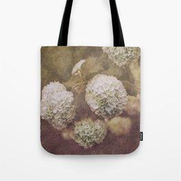 Snowballs Tote Bag