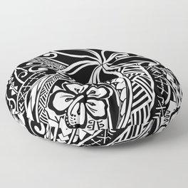 Tribal Tiare Floor Pillow