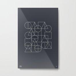 Relatives 19 Metal Print